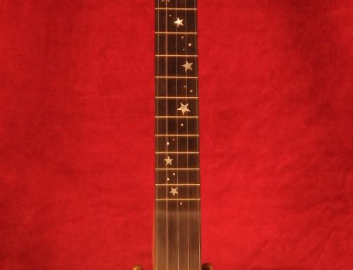 11″ Dobson claw hammer banjo